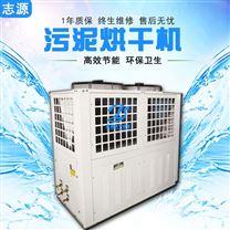 熱泵市政污泥烘干機污泥低溫干化機解決污染
