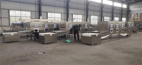新品硫酸亚铁微波干燥烘干设备