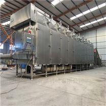 連續式蒸汽QQ豆干烘干機廠家提溫快