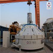 UHPC超高性能混凝土攪拌機出料無纖維化問題