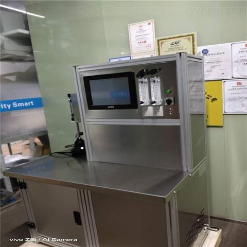 上海医用熔喷滤料颗粒过滤效率测定仪热销