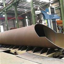 石油化工异径管相贯线切割机 大管径切管器