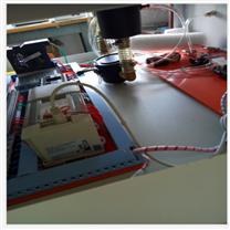 KN95熔喷滤料颗粒过滤效率检测