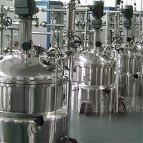 落地实例-制药发酵设备生产线