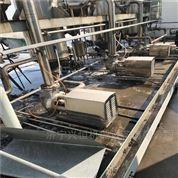 三效一噸鈦材蒸發器整套設備出售