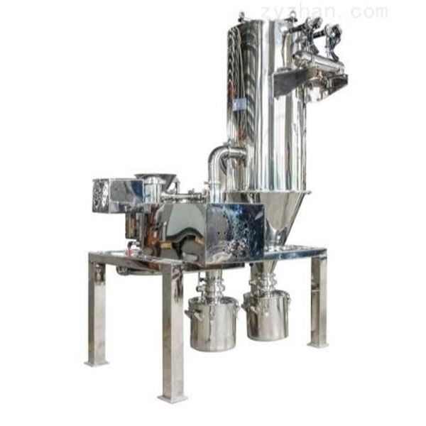 精细化工原料气流粉碎机工作原理