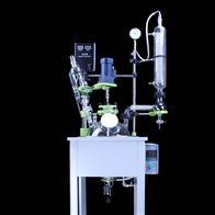 立式单层玻璃反应釜