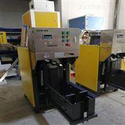 礦石粉閥口包裝機,25公斤石粉分裝機