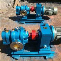 華潮牌LCT-18/0.6羅茨齒輪泵