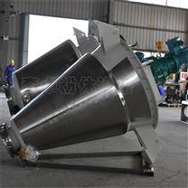 厂家供应不锈钢锥形混合机 三元材料搅拌机