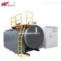 卧式工业电蒸汽锅炉1-10T