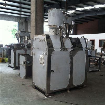 gk-120豆奶粉造粒机