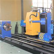 三轴钢管切割设备 交通运输管子切割机