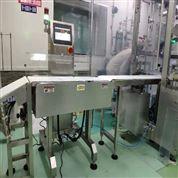 上海廣志廠家直銷休閑食品在線稱重精檢機