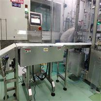 上海广志厂家直销休闲食品在线称重精检机