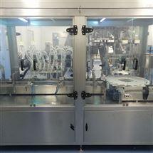 HCGX-100灌装精度高 蠕动泵灌装机