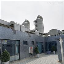 PP喷淋塔废气处理环保设备除尘净化塔