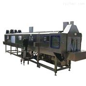 DRT連續式噴淋堿液脫皮機器設備
