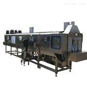 DRT隧道式高壓噴淋工業清洗機