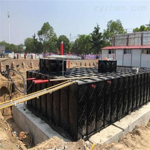 聊城地埋式箱泵一体化