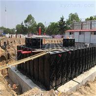 新余地埋式箱泵一体化