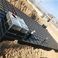 沧州地埋式箱泵一体化