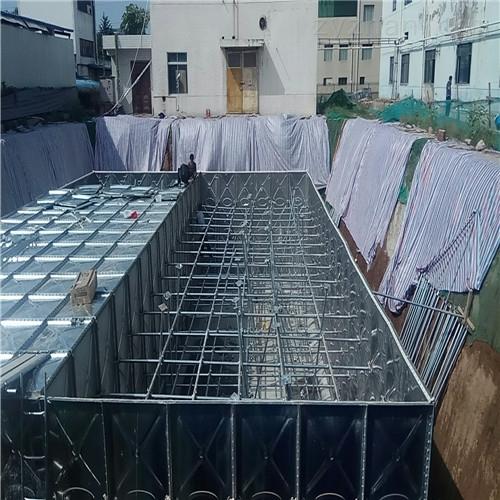 张家口地埋式箱泵一体化