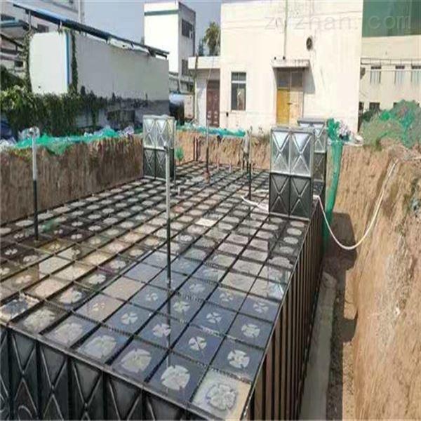 漳州地埋式箱泵一体化