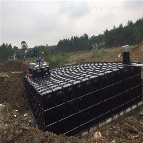 自贡地埋式箱泵一体化