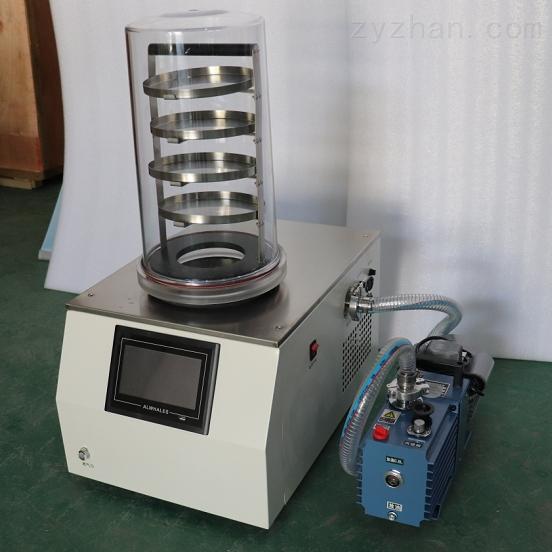实验室真空冷冻干燥机FD-1C-50使用说明