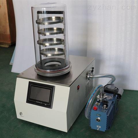 江西土壤冷冻干燥机FD-1A-50真空度稳定