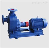ZX型卧式清水自吸离心泵-安徽信成泵阀