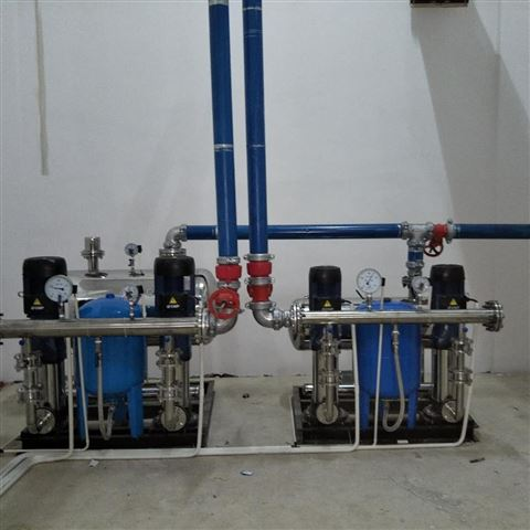 泰州箱式叠压给水设备云运维