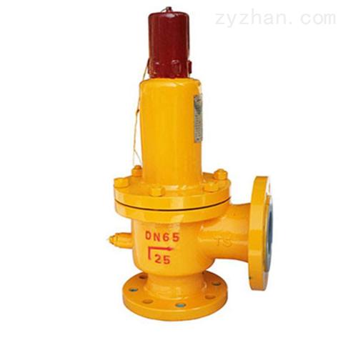 储气罐安全阀A28W-16T DN25