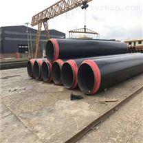 管径159聚氨酯直埋式防腐保温管道供货厂商