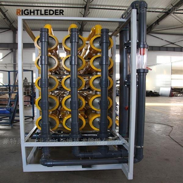 中水回用设备供应商 中水集成设备