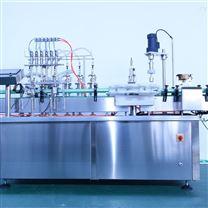 小型灌裝機 液體灌裝旋蓋機