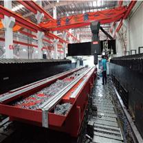 台湾亚威机电LG-4030天车式龙门加工中心