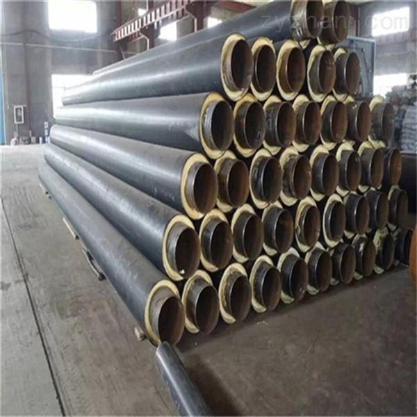 承德管径159直埋聚氨酯保温管优质施工团队