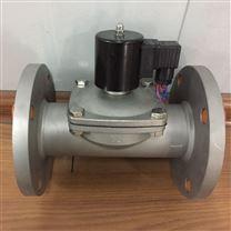 法蘭式電磁閥