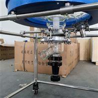 S212-100L100L双层玻璃反应釜厂家