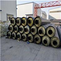 管径89聚氨酯直埋式无缝保温管生产厂家