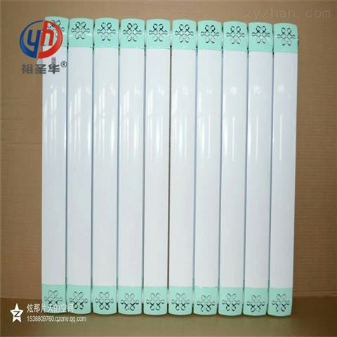 QFTLF1600/75-75铜铝复合散热器散热参数