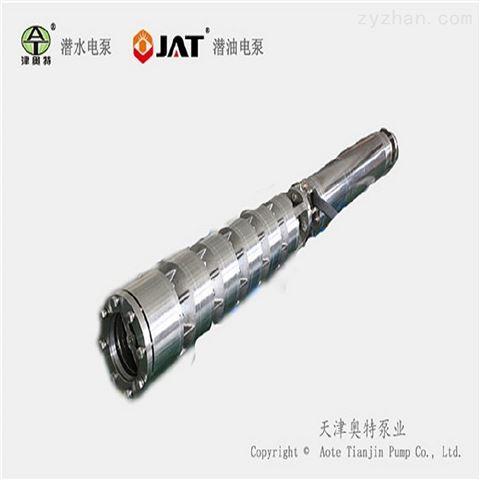 QJ不锈钢潜水泵_深井海水系列_耐腐蚀