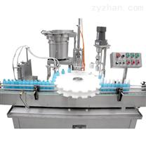 喷雾剂灌装机  灌装旋盖机