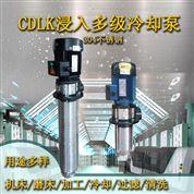 浸入車床潤滑液輸送泵冷凝過濾設備離心泵