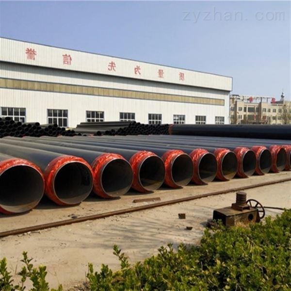377地埋防腐蒸汽钢套钢管道