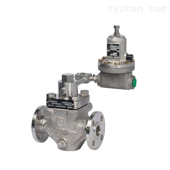 Fisher LR128 型泄压阀或背压调压器