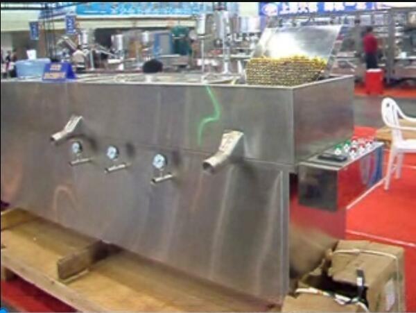 直线式洗瓶烘干机产品介绍