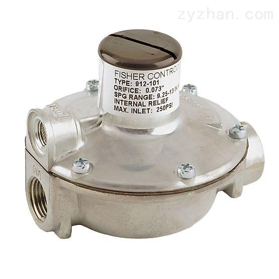 Fisher 912 系列减压型调压器